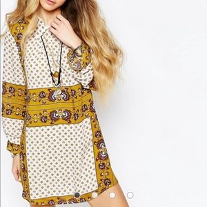 Free People Changing Time Tunic